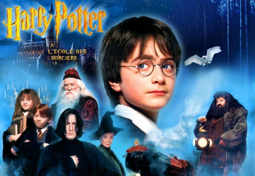 Harry Potter ve Felsefe Taşı Torrent İndir