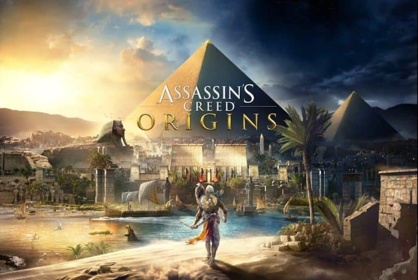 assasins creed origins torrent indir