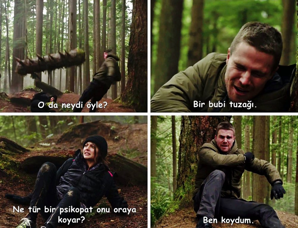 arrow Torrent dizi indir