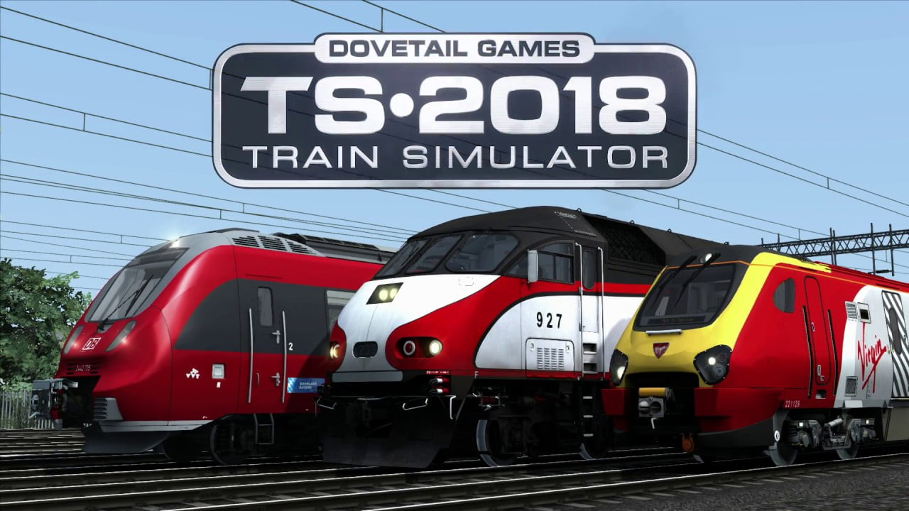 Train Simulator Torrent Oyun İndir