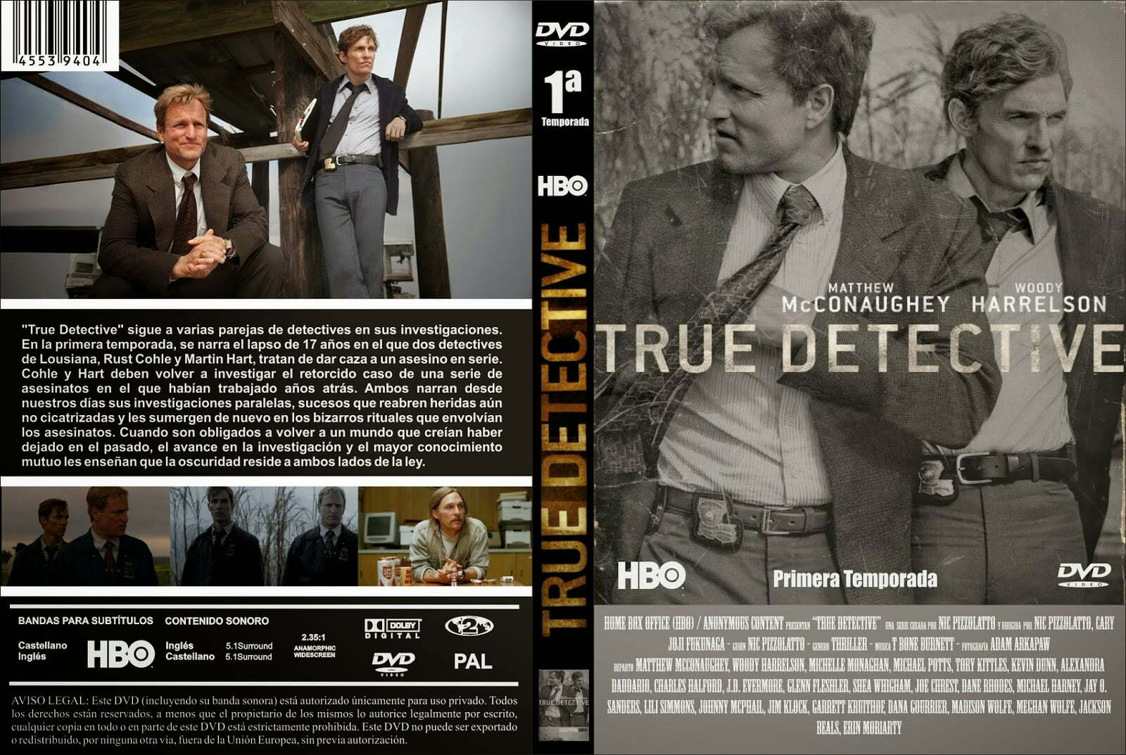True Detective Cover 1.sezon