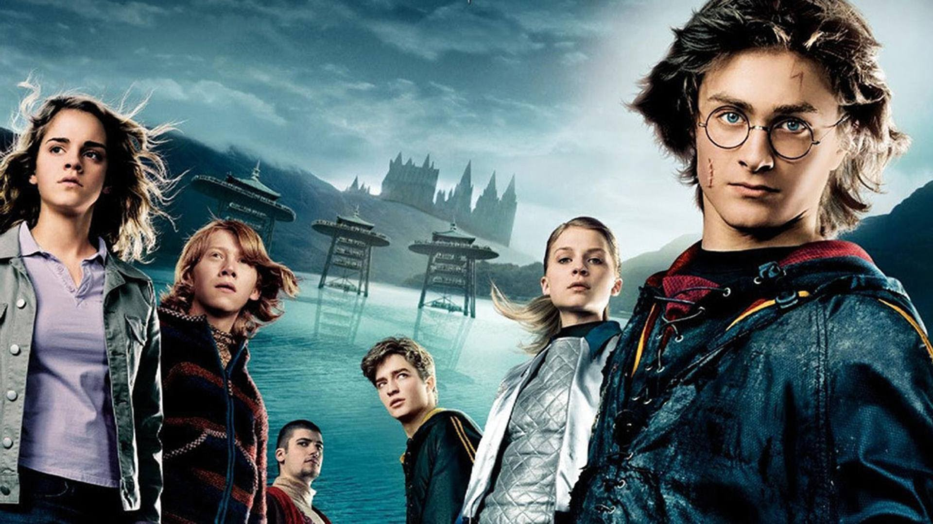 Harry Potter ve Ateş Kadehi Torrent 720p İndir