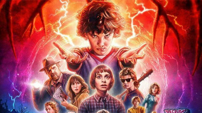 Stranger Things İndir