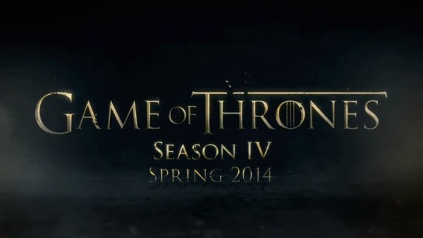 Game of Thrones 4. sezon indir