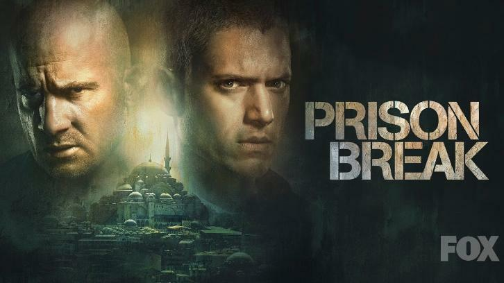 Prison Break Torrent İndir