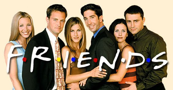 Friends Torrent Dizi İndir